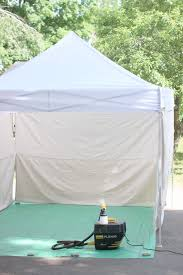 photo booth tent how to make a spray booth finish diy painting by wagner spraytech