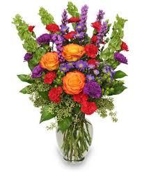 florist gainesville fl hooray for summer bouquet in gainesville fl prange s florist