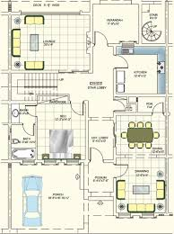 30x40 house floor plans i kanal house plan house and home design