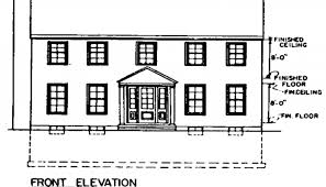 house plans colonial simple colonial house plans luxamcc org