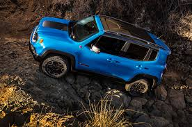 jeep grand cherokee trailhawk off road 2015 jeep renegade review