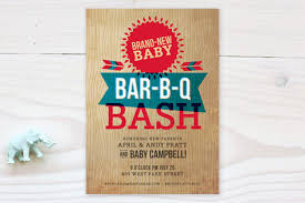 bbq baby shower backyard barbeque baby shower invitations by susie minted