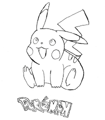 pikachu sketch by alan95rox on deviantart