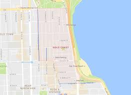 Chicago State Street Shopping Map by How To Find Gold Coast Parking Easy Chicago Parking