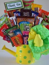 candy basket ideas 16 best candy bouquet images on candy bouquet candy