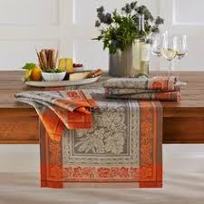 wine country harvest jacquard tablecloth williams sonoma