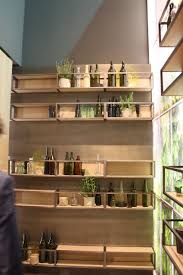 Open Kitchen Shelves Instead Of Cabinets Wood Kitchen Cabinets Just One Way To Feature Natural Material