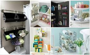 18 creative u0026 useful diy storage ideas for tiny bathrooms