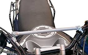 traversino manubrio moto traversino manubrio argento 26cm it auto e moto