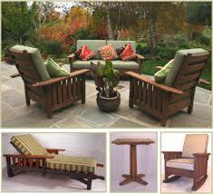 craftsman style patio furniture home site