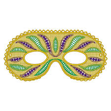 marti gras masks fsl mardi gras masks by mo s design studio