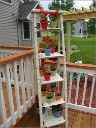 menards deck railing planters deks decoration
