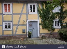 Bad Arolsen Museum Im Kaulbach Haus Bad Arolsen Hessen Deutschland Stock