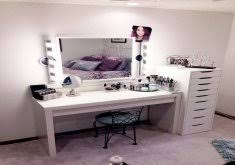 Ikea White Vanity Table Ikea White Vanity Table 13 Fun Diy Makeup Organizer Ideas For