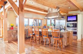 cost log home vs timber frame home hearthstone homes