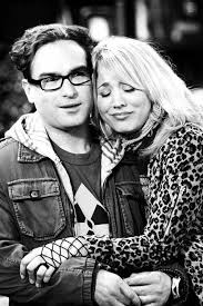how many people like penny on the big bang theory new hair leonard penny big bang theory 2311 n los robles pinterest