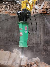 refresher on use and care of hydraulic breaker attachments