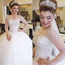 bling wedding dresses princess bling bridal gown sleeve wedding
