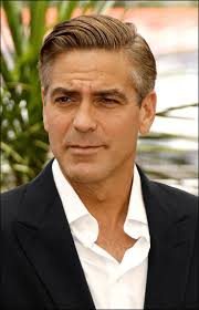hot haircut for 50 year old men george clooney haircut george colony style pinterest george