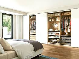 Sliding Door Wardrobe Cabinet Ikea Pax Wardrobe With Sliding Doors Provided With Safety Film