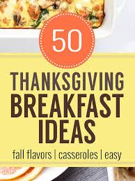 50 delicious thanksgiving breakfast ideas the worktop