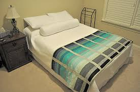 quilt dad gradiance bed runner a free pattern