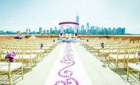 city wedding decorations jersey city nj indian wedding by a a photo maharani