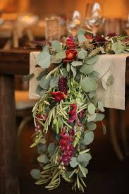 30 fall wedding table runners for beautiful decor weddingomania