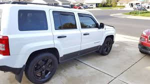 patriot jeep blue oem mudflaps front rear deal jeep patriot forums