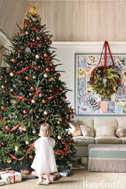 Christmas Tree With Blue Decorations - 37 christmas tree decoration ideas pictures of beautiful