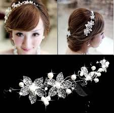 hair accessories for indian weddings 2017 hot selling wedding headdress for rhinestone