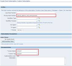 oracle e business suite connector mulesoft documentation