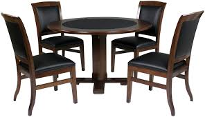 game table and chairs dining room conversion card poker gaming