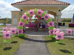 birthday decorations to make at home balloons very cute party balloon arches i need to learn how to