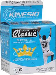 king felix kinesio tex classic 2 u201d blue