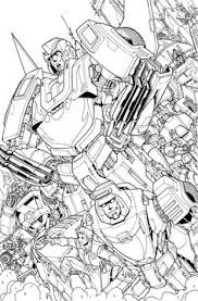 megatron coloring pages free transformers coloring pages picture 7 550x711 picture