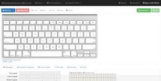 microsoft keyboard layout designer keyboard layout editor alternatives and similar websites and apps