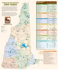 Utah State Parks Map by New Hampshire State Maps Usa Maps Of New Hampshire Nh