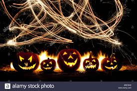 halloween pumpkin head jack lantern with burning candles over black background fire lantern stock photos u0026 fire lantern stock images alamy