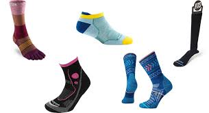 best socks look the best socks for springtime running trail runner