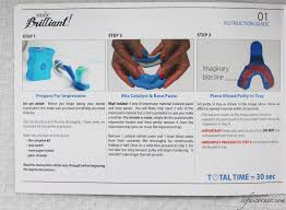 at home teeth whitening with smilebrilliant sifa u0027s corner