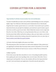 correct format for a cover letter modern resume style modern