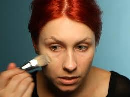 Chucky Makeup For Halloween by Halloween Makeup Tutorial Garden Goddess Hgtv