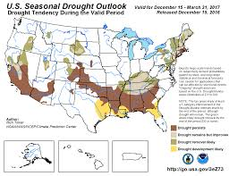 california drought map january 2016 climate and agriculture in the southeast drought improvement in