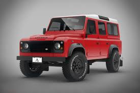 land rover defender 2017 arkonik origins land rover defender uncrate
