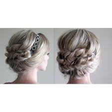 hairstyles with haedband accessories video the 25 best braid hairband ideas on pinterest braided headband