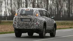 mitsubishi pajero sport 2016 2016 mitsubishi pajero sport spied with heavy camo