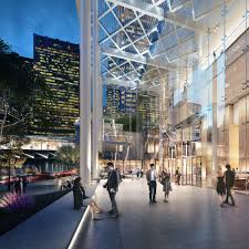 dbox rendering bay park centre toronto by dbox 3d pinterest centre 3d
