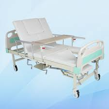 rotating hospital bed widened manual rotating hospital recliner chair bed for home on