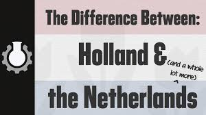 French And Dutch Flag Holland Vs The Netherlands Youtube